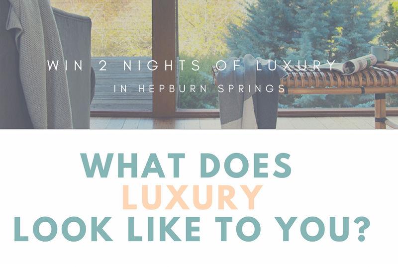 Win luxury Hepburn Springs deals